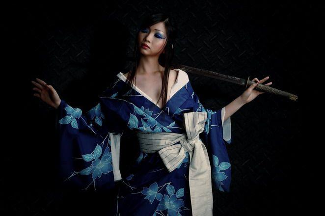 Yakuza Girl Outfit Hot Women Yakuza | dev...