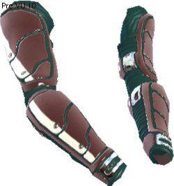 armor arm   Samurai Armor Arm-guards