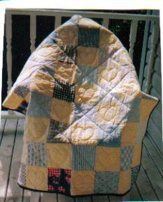 baby quilt 2002