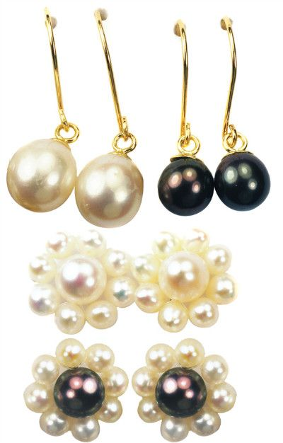 #Pearls exude candlelight glamour and are always in fashion.