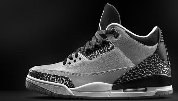 Real Retro Jordans: 1000+ Images About Real 75% Off Jordan Retro Wolf Grey 3s