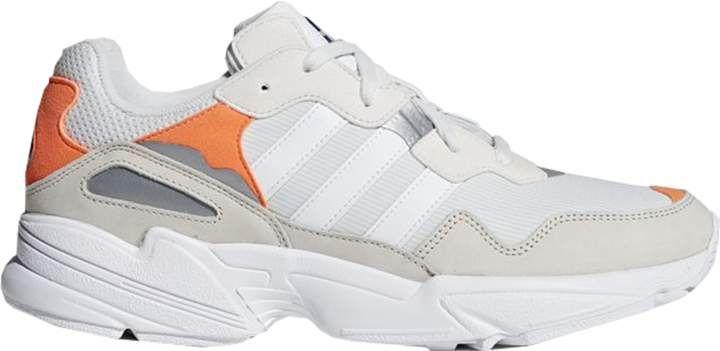 adidas Yung-96 White Orange   Adidas