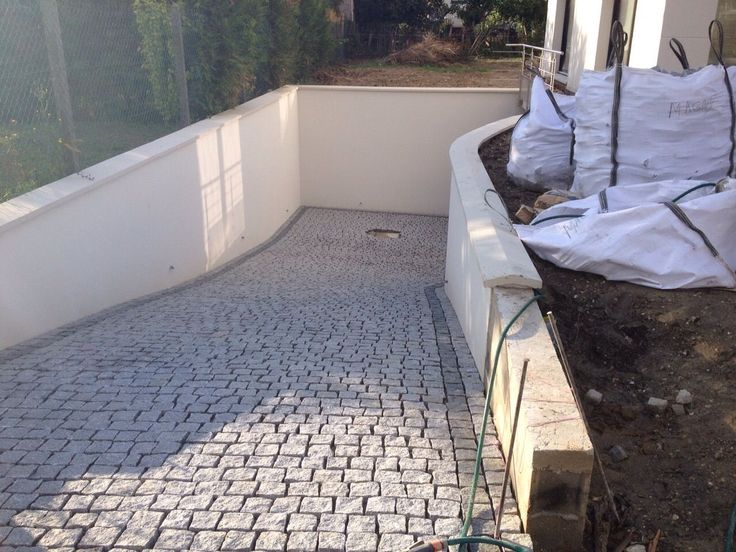 28 best Extérieur images on Pinterest Flooring, Landscaping ideas - Pose De Pave Exterieur