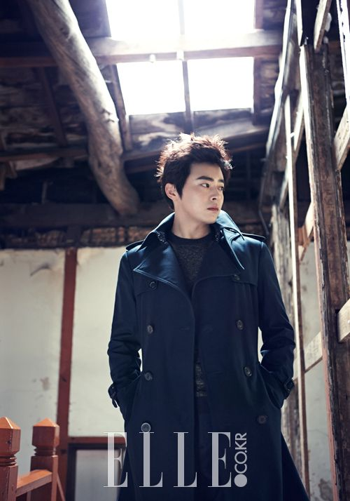2014.10, Elle, Jo Jung Suk