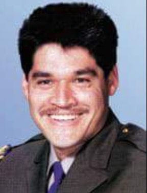 California Highway Patrol Officer Saul Martinez EOW March 15, 1997.  Remember the fallen.