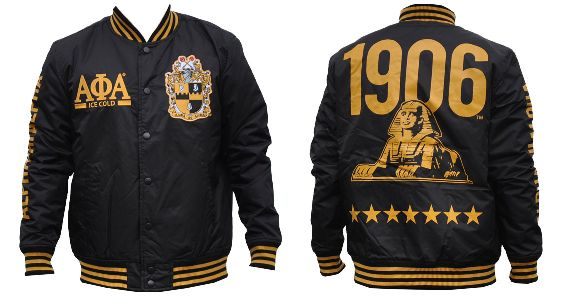 ALPHA PHI ALPHA LIGHT WEIGHT JACKET