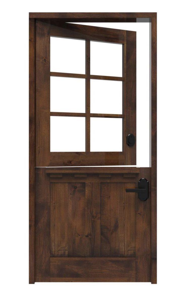 Dutch Front Door With Shelf In 2020 Dutch Doors Exterior Custom Front Doors Dutch Door