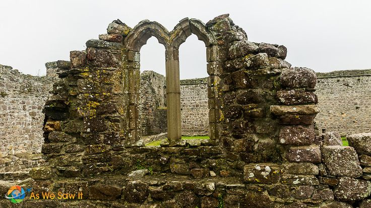 Windows into the Past - Dunbrody Abby Ruins - Wexford, Ireland - aswesawit.com