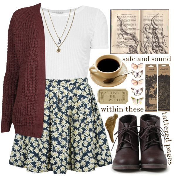 Bohemian Chic Winter Outfits und Boho Style-Ideen