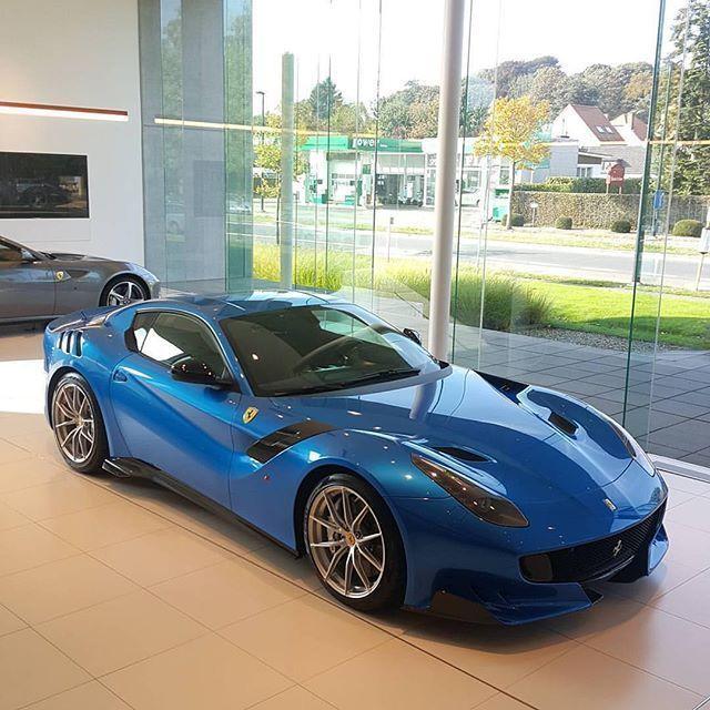 Ferrari #FerrariF12Berlinetta