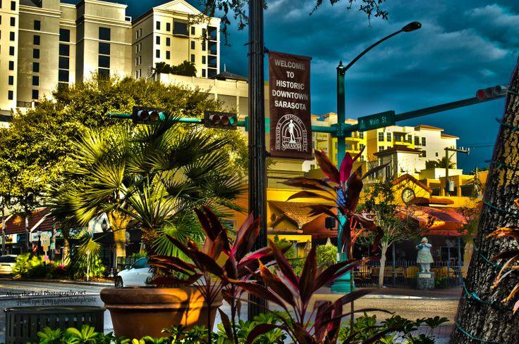 Historic, Downtown, Sarasota, FL