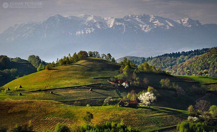 Holbav - Brasov ♦ Romania (photo: Adrian Petrisor) #romania