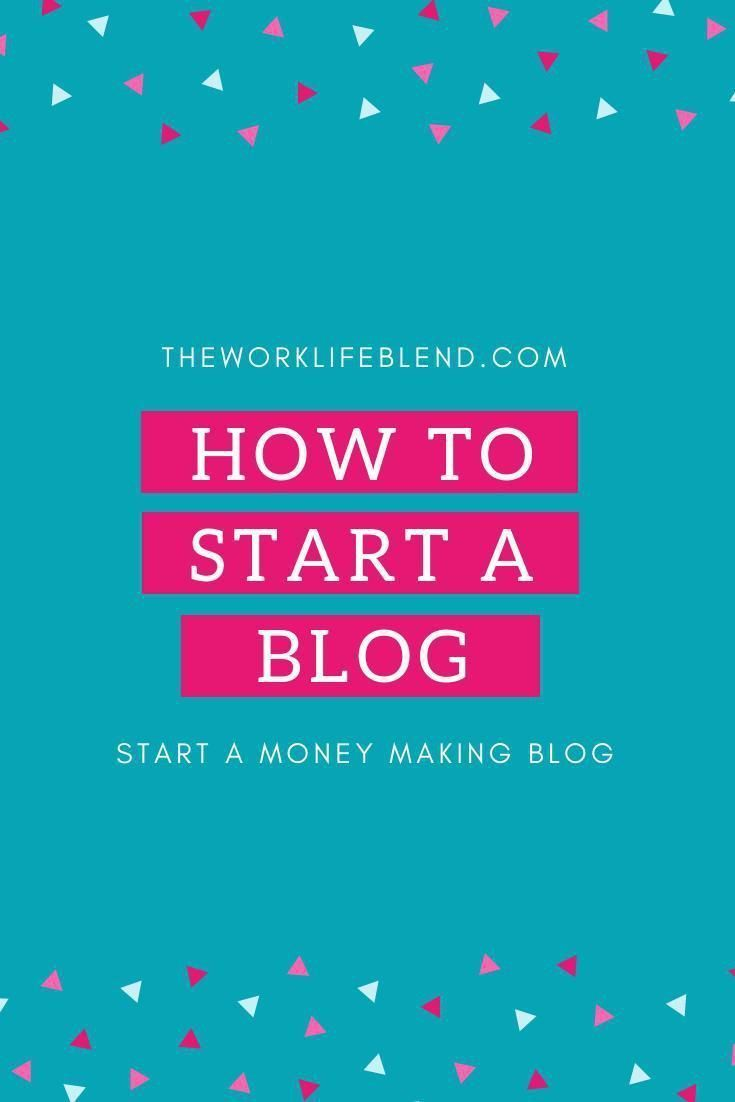 How to Start a Blog for Beginners The Super Simple Guide   How to ...