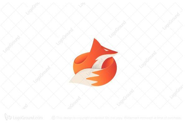 Logo for sale: Fox Logo