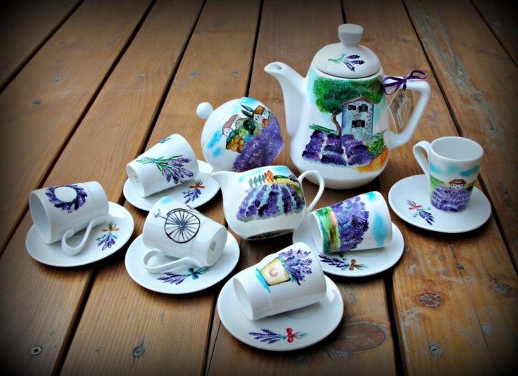 """Set pentru ceai """"Provence"""""""