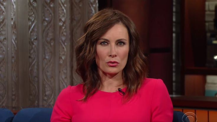 Melania Trump Impersonator Laura Benanti Tells Stephen Colbert: 'We're All Reluctantly Married to Donald Trump'