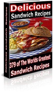 Delicious Sandwiches Recipes