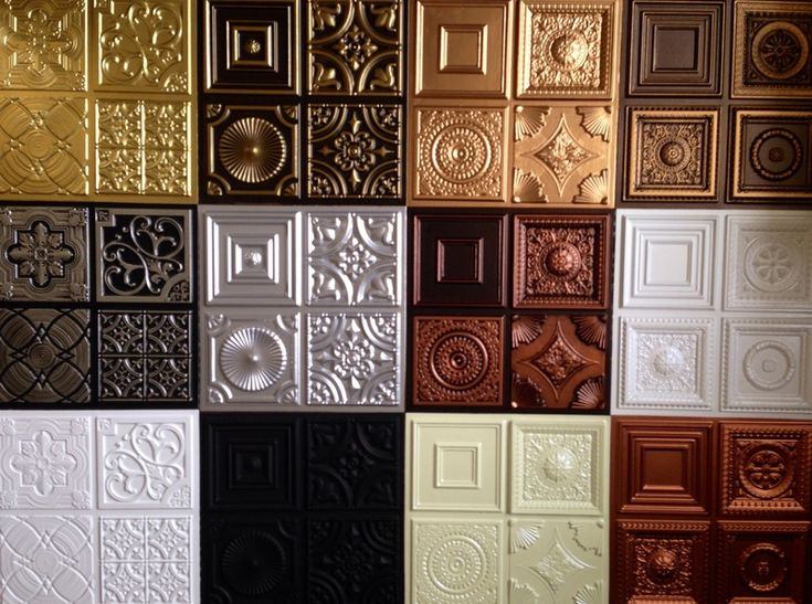 faux tin ceiling tiles best 25 tin tiles ideas on cheap wall tiles 29223