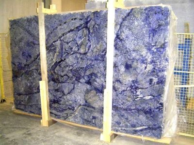 another awesome blue granite....