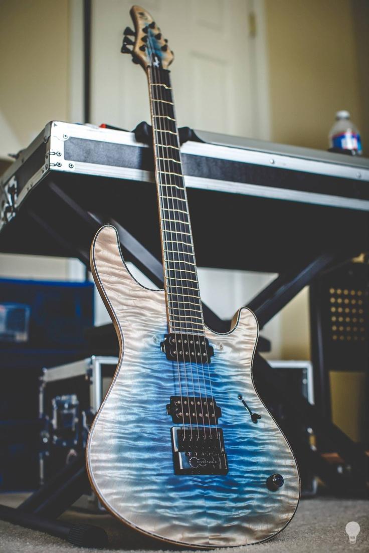 79 best guitars misha mansoor images on pinterest jackson guitars and sparkle. Black Bedroom Furniture Sets. Home Design Ideas
