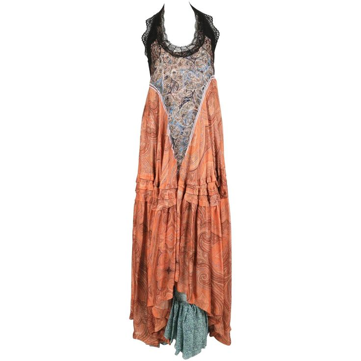 2005 BALENCIAGA by Nicolas Ghesquiere  | See more vintage Day Dresses at https://www.1stdibs.com/fashion/clothing/day-dresses in 1stdibs