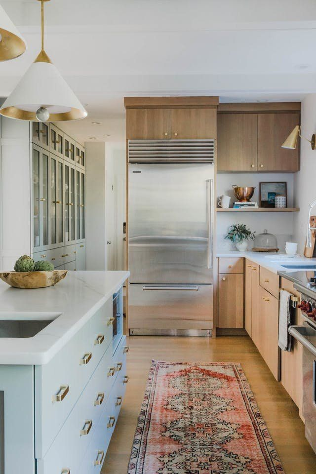 10 Surprisingly Creative Ways To Paint Your Kitchen Cabinets