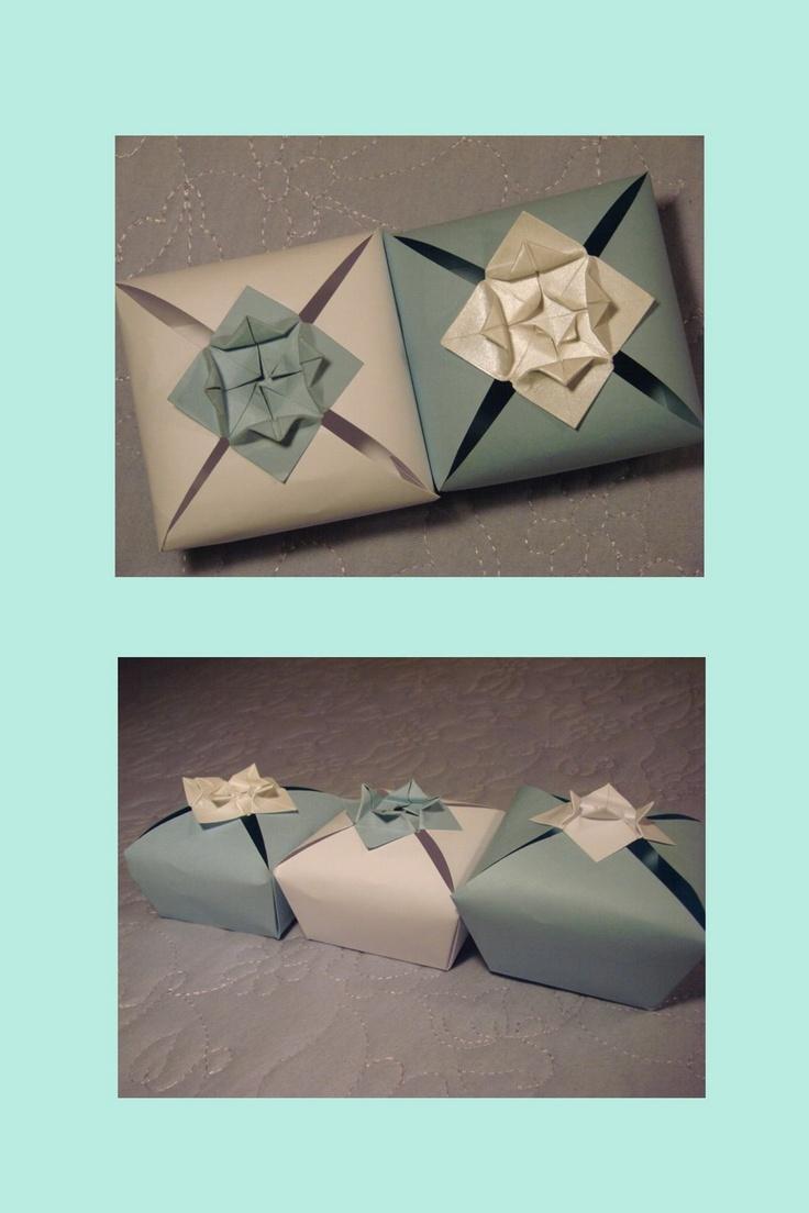 Amazon.com: Origami Paper Birds Coin Purses Vintage Pouch Kiss ... | 1104x736