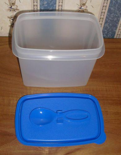 Tupperware Food Storage Container Space Saver 850ml   eBay