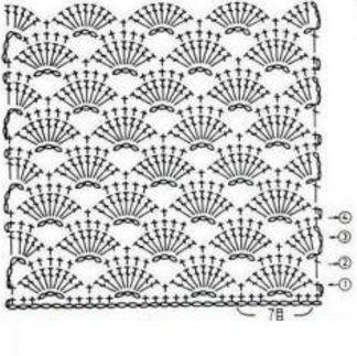 Mønster til hæklet badedragt