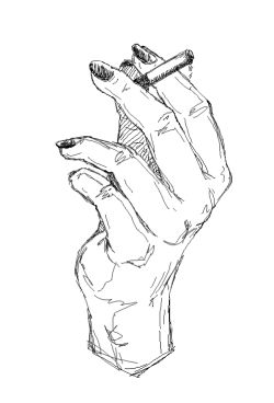 grunge cigarette drawings - Google Search