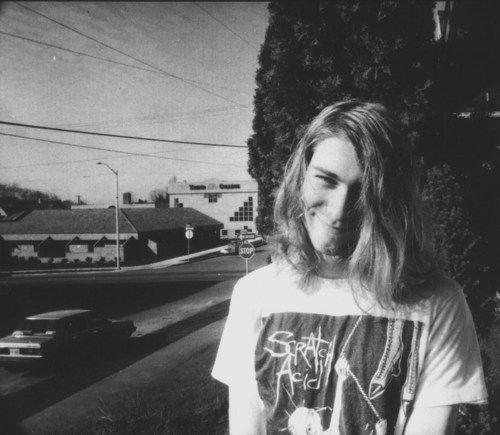 """We were the chosen rejects. We chose not to be a part of the popular crowd...I would rather hang out with the people...who smoke cigarettes and listen to rock 'n' roll music."" -Kurt Cobain"
