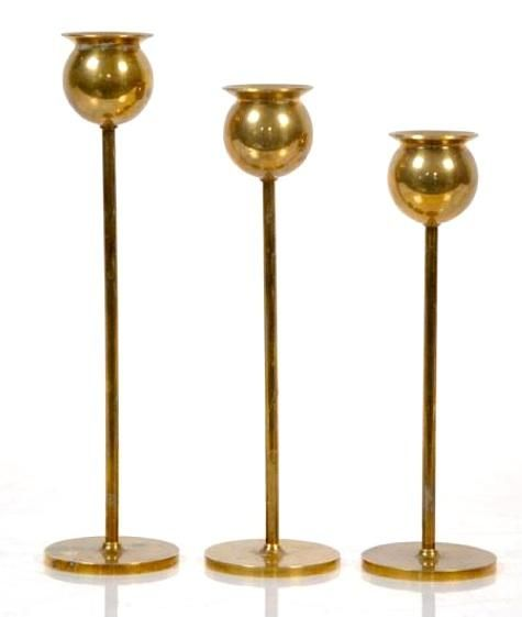 Skultuna Tulipe Candleholders