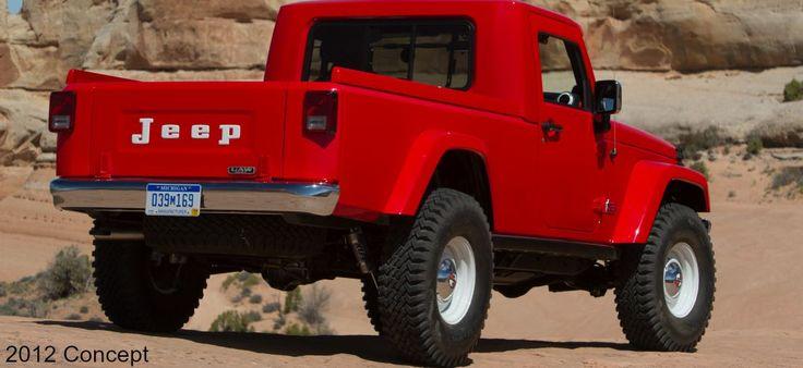 Update: Jeep Wrangler Pickup, Grand Wagoneer, Grand Cherokee TrackHawk