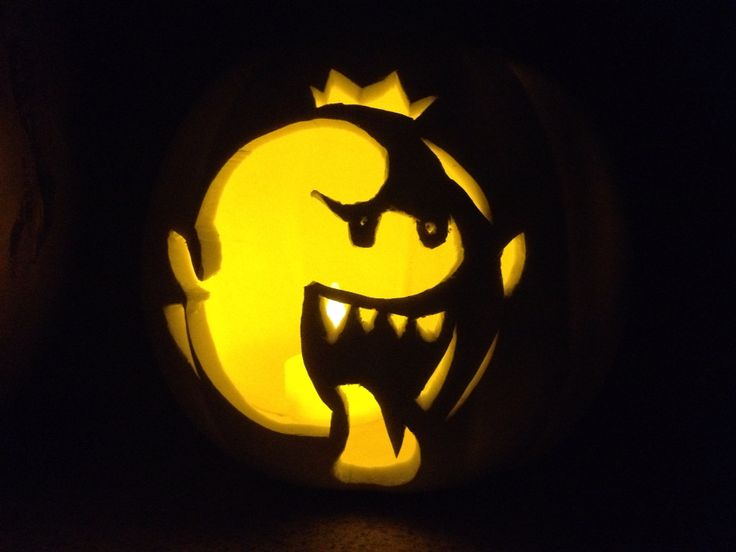 1000 images about pumpkin carving on pinterest for Boo pumpkin ideas
