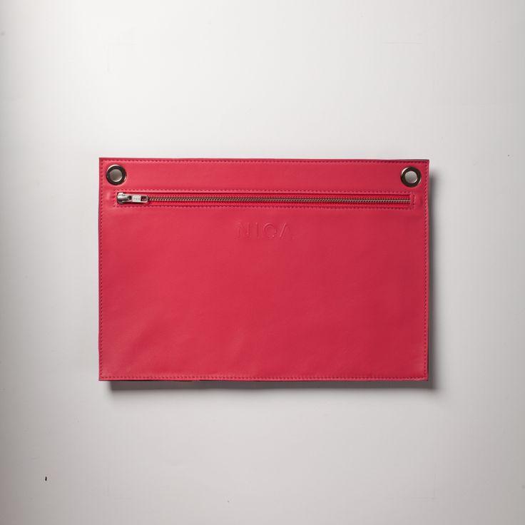 Portfel; Projektant: Niqa; Wartość: 95 zł; Poczucie bezpieczeństwa: bezcenne. Powyższy materiał nie stanowi oferty handlowej