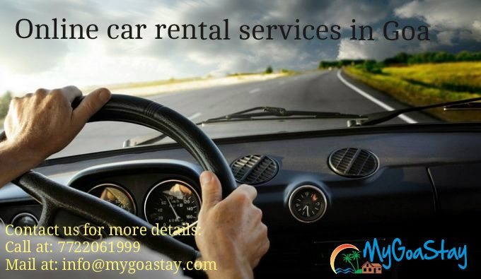 Each travel service provider in Goa offers a variety of cars at affordable cost and Mygoastay cater this service even easier, comfortable and affordable.