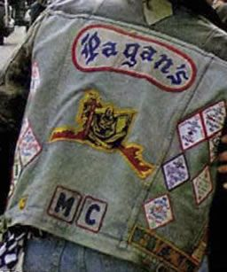 Pagans mc patch. The Pagans were established in Prince George County, Maryland by then president Lou Dobkin, in 1959. The group started out by wearing denim jackets and riding Triumph Motorcycles.[6] Originally they were a comradeship of 13 motorcyclists. In the 1960s they adopted a formal constitution and formed a governing structure choosing a national president.[7] They were a fairly non-violent group until 1965, when the Pagans evolved into an outlaw biker gang with ties to other…