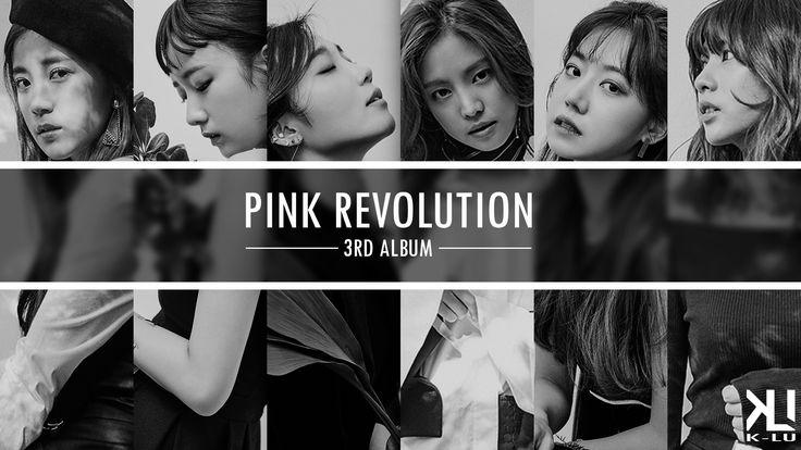 "Made A ""Pink Revolution"" Desktop Wallpaper [1920×1080] Need #iPhone #6S #Plus #W…"