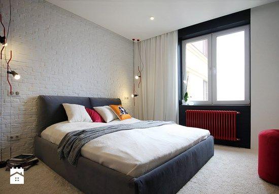 Sypialnia styl Minimalistyczny - zdjęcie od Nika Vorotyntseva architecture-design bureau