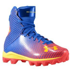 Grade School Under Armour Alter Ego Superman Cleats. $59.99