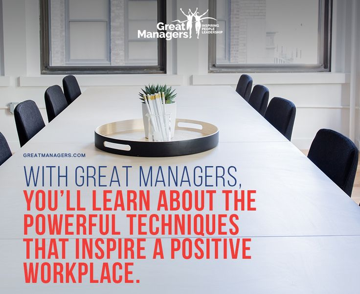 Find out more on our website! https://www.greatmanagers.com.au/10-ways-to-build-positivity-in-your-workplace/ #humanresources #entrepreneurship #success #leadership #mindset #mentorship #alwayslearning