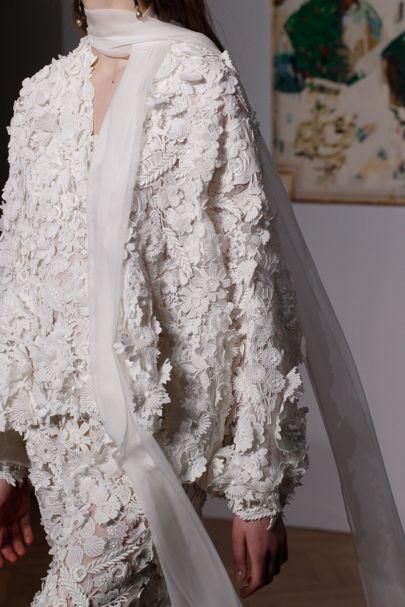 Valentino Spring/Summer 2017 Couture Details | British Vogue