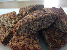 Ennél egyszerűbb süti nincs: gyors mákos-almás süti