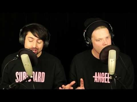 Two Guys Covered The Entire Beyoncé Album In Just Five Minutes and it's awesome. | Two guys? I'm sorry but that's Scott Hoying and Mitch Grassi. Thanks.