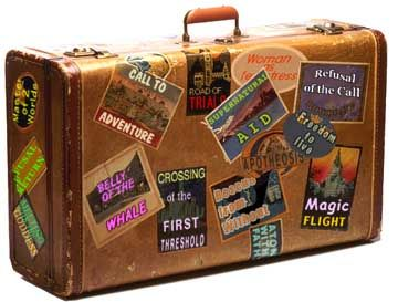 I want my suitcase to look like this