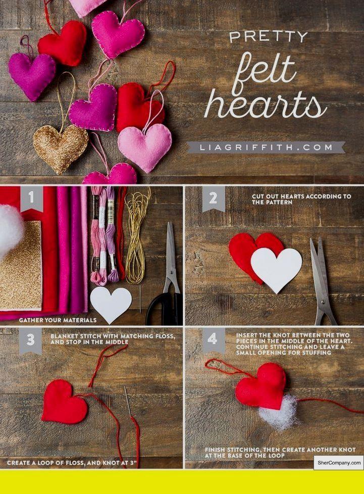 Easy Diy Felt Crafts Felt Crafts Patterns And Felt Crafts To Make