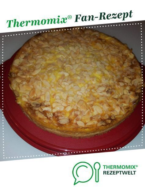 Apple cream cake – quick and easy   – Thermomix