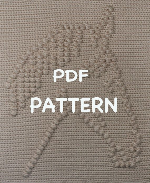 Horse Blanket Pattern - Crochet Baby Security Blanket - Baby Snuggle Blanket - Carseat or Stroller Blanket