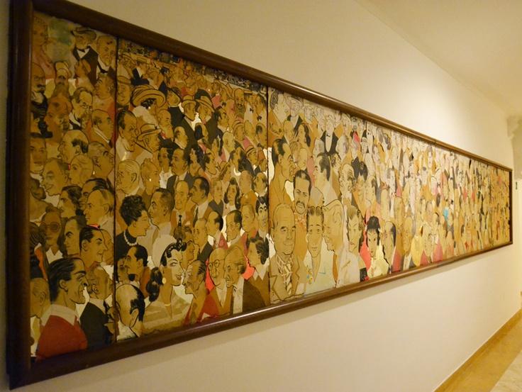 Il Grand Hotel #Croce di Malta è un cultore ed estimatore di opere d'#Arte Moderna.