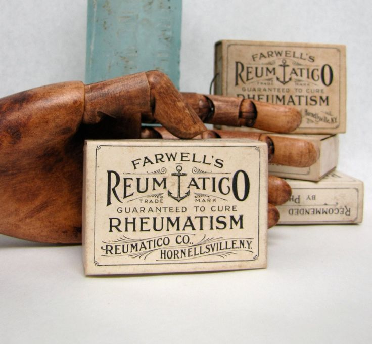 Victorian Medical Boxes Anchor graphic 1900s 1910s Edwardian Drugstore Pharmacy Medicine. $7.00, via Etsy.